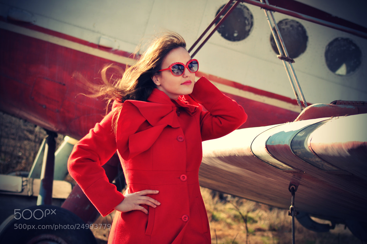 Photograph red air force by alina stancioiu on 500px