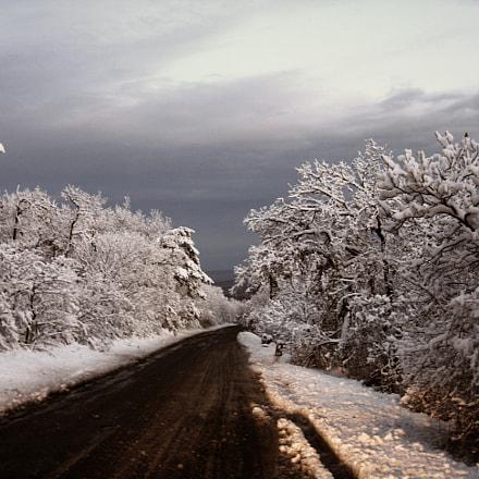 Snow II., Nikon E5900