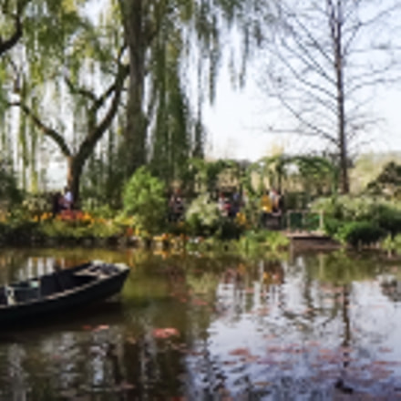 Jardins de Monet, Sony DSC-TX30