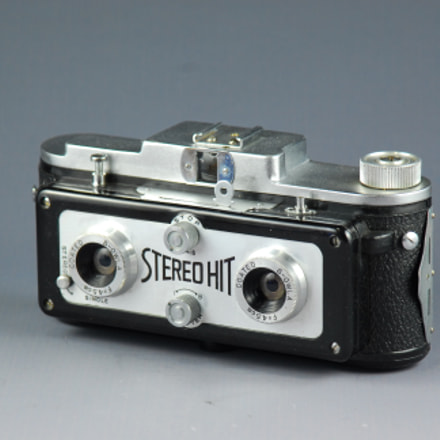 Hit vintage stereo film, Nikon D200