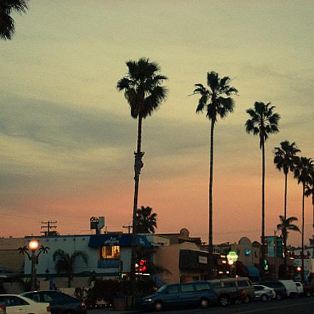 Ocean Beach, Sony DSC-W50