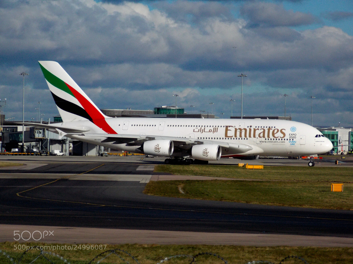 Photograph A380 by Swesh Sc on 500px