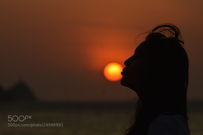 Photograph Kissing the sun by Pablo Buitrago on 500px
