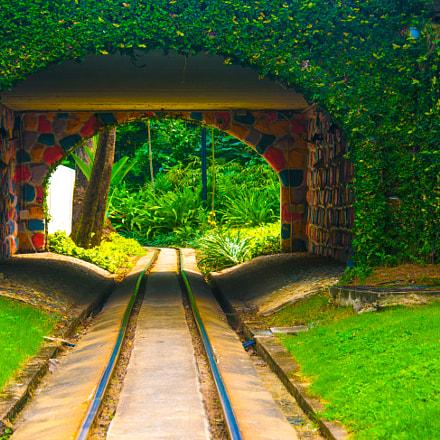 Green Train Line