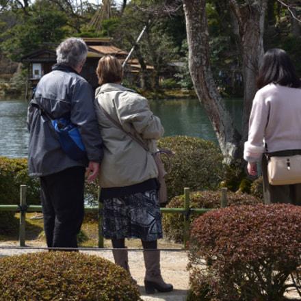 霞ヶ池 金沢兼六園, Nikon D750, AF-S Micro Nikkor 60mm f/2.8G ED