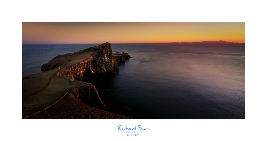 Jawdropping Sunset Neist Point by Richard Paas on 500px.com