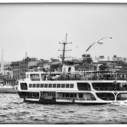 İstanbul, Sony DSC-QX30