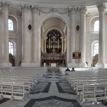 St. Blasien - Dom panorama
