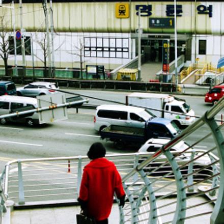 명륜역 明倫驛 Myeongnyun Station, Pentax *IST DL, PENTAX-F 28-80mm F3.5-4.5
