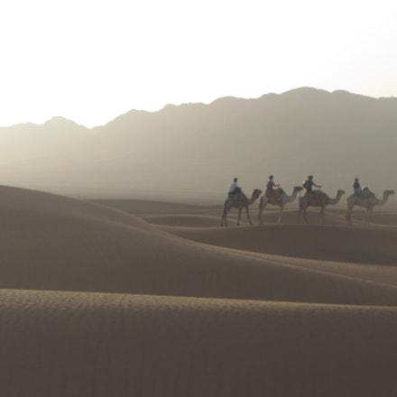 Mornings in the desert, Canon POWERSHOT SX230 HS