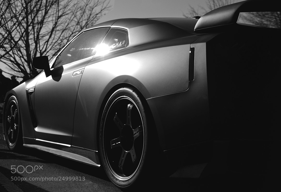 Photograph GTR by Kevin Shorter on 500px