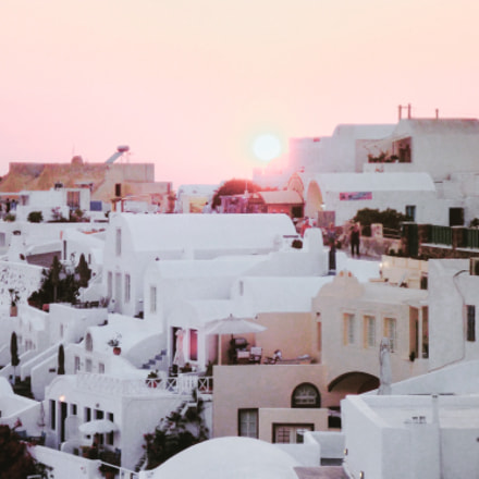 Candy floss - Oia, Panasonic DMC-FT3