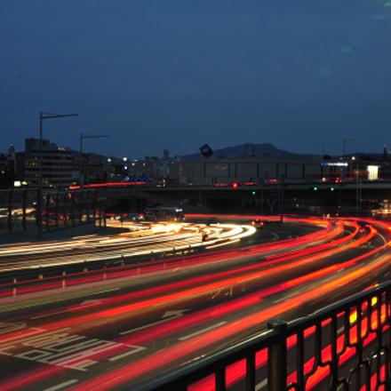 Road, Nikon D700, AF Zoom-Nikkor 35-70mm f/2.8D