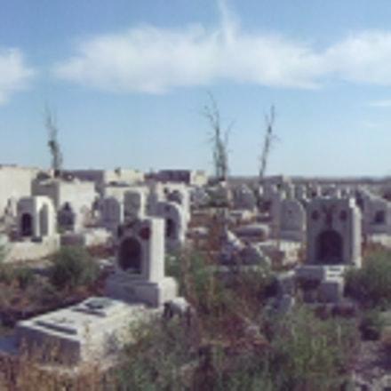 Cementerio Carhu - Buenos, Sony DSC-W370