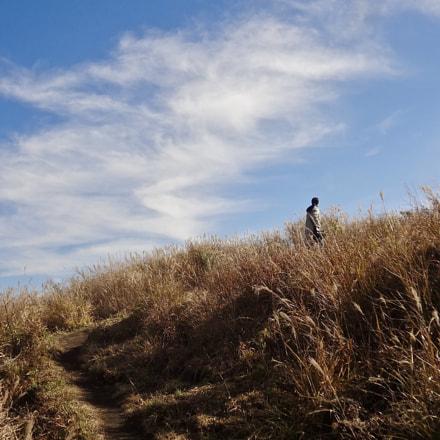 Mount Aso, Sony DSC-WX7