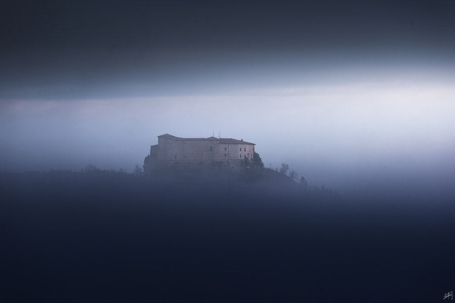 Frontone Misty by Jonathan Giovannini on 500px.com
