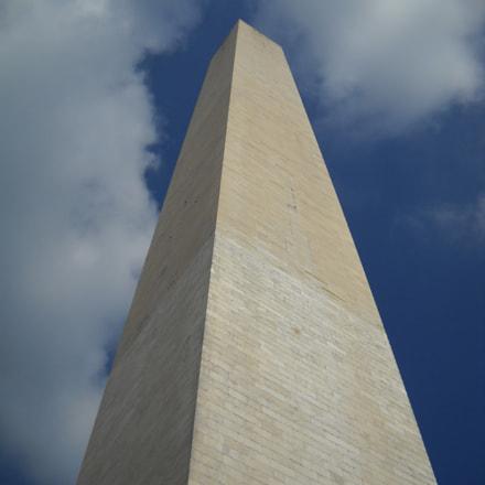 Dean Flessas Washington Monument, Nikon COOLPIX L20