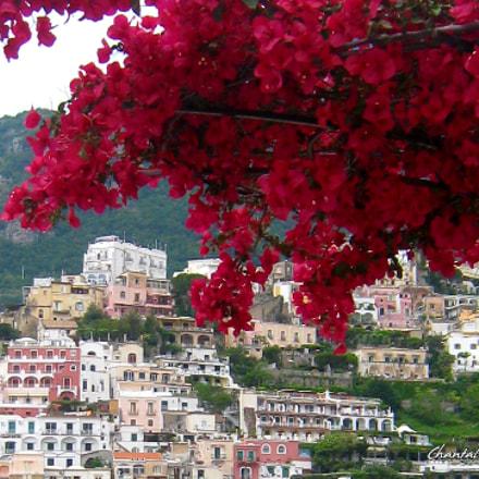 Amalfi coast, Canon POWERSHOT SD870 IS