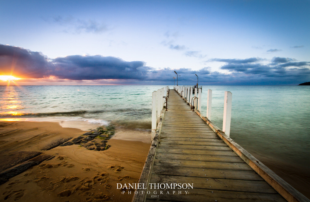 Photograph Rapture Beachfront by Green Orchard Photography on 500px