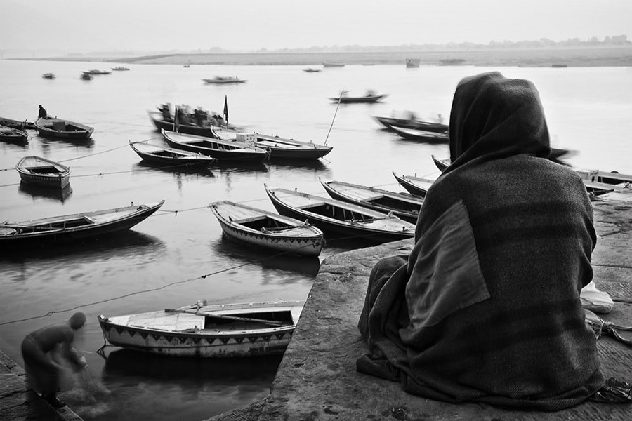 Photograph Good Morning! Benaras by Saumalya Ghosh on 500px