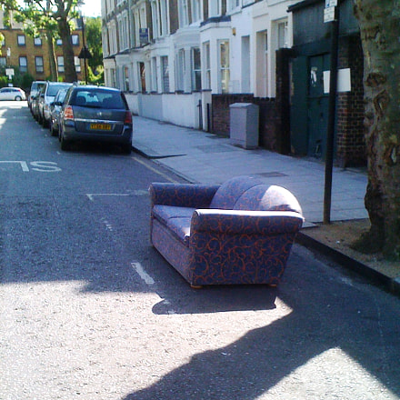 Streets of London, Apple iPhone 3G