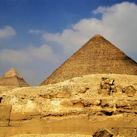 Piramides, Sony DSC-W310