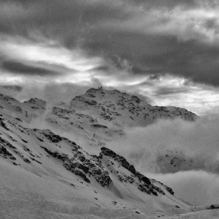 Scarf of clouds, Panasonic DMC-TZ5