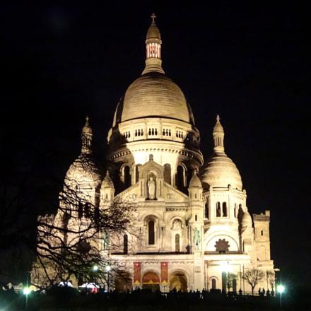 Basilica de Sacré-Couer, Sony DSC-TX30