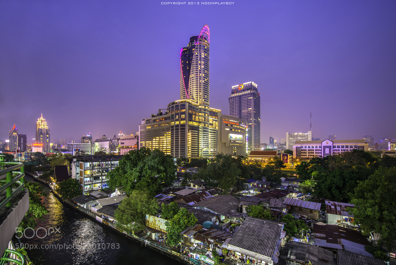 Photograph Bangkok Twilight by noomplayboy  on 500px