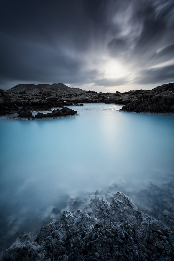 Photograph [ ... bláa lónið ] by D-P  Photography on 500px