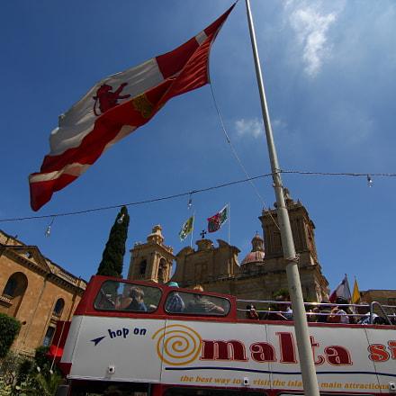 malta celebrations, Canon EOS 550D, Tokina AT-X 116 AF Pro DX 11-16mm f/2.8