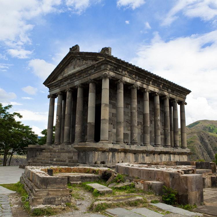 Photograph Garni Temple in Armenia by Armen M on 500px