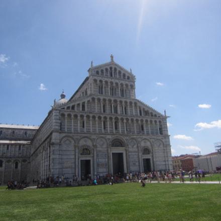 Rome, Canon IXUS 310 HS