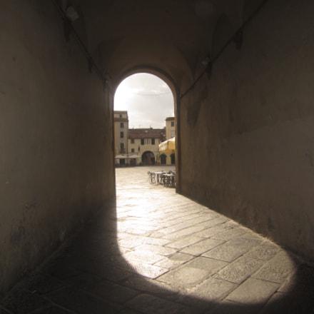 City, Canon IXUS 310 HS