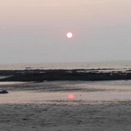 Sunset, Canon POWERSHOT ELPH 530 HS
