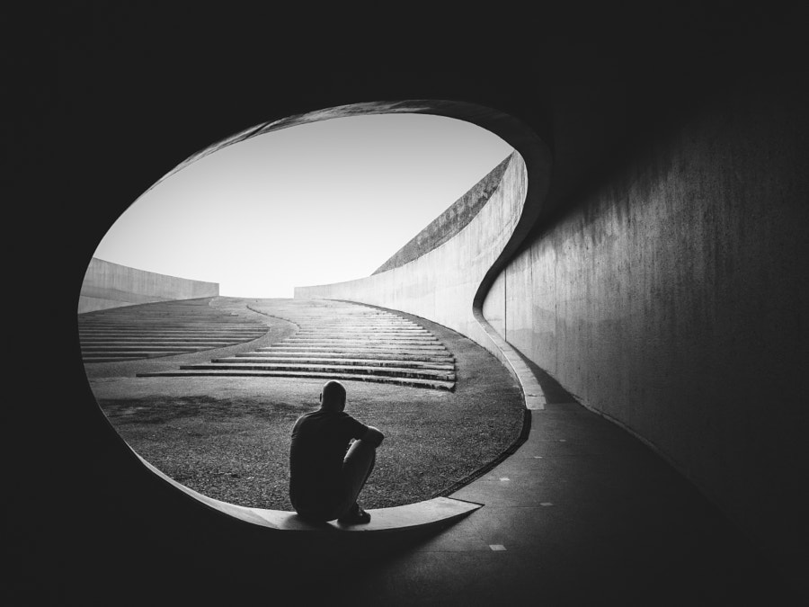Contemplation by Christophe Staelens on 500px.com