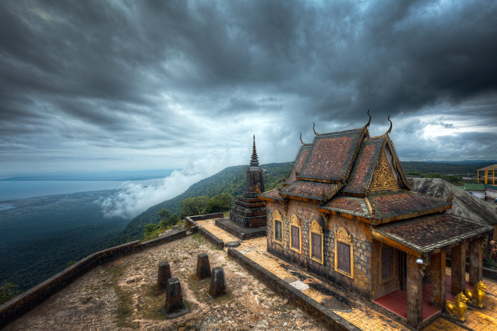 Photograph Temple by La Mo on 500px