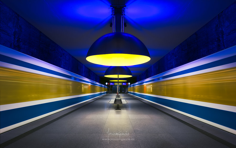 Munich subway II
