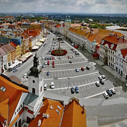 Hradec Kralove, Czech republic, Nikon COOLPIX S3300