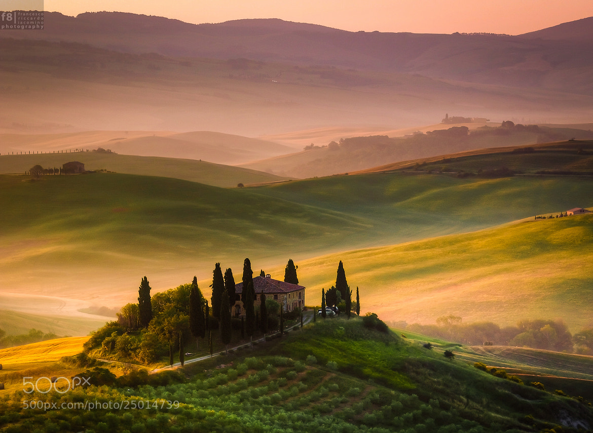 Photograph San Quirico by Francesco Riccardo Iacomino on 500px