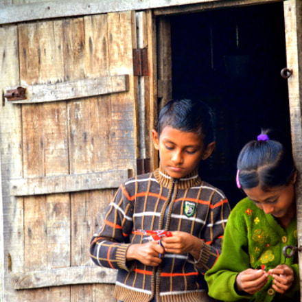 Tales Of Childhood, Nikon D5200, AF-S DX VR Nikkor 55-300mm f/4.5-5.6G ED