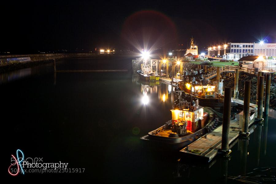 Photograph Calm Winters Night by Josh Poolio on 500px