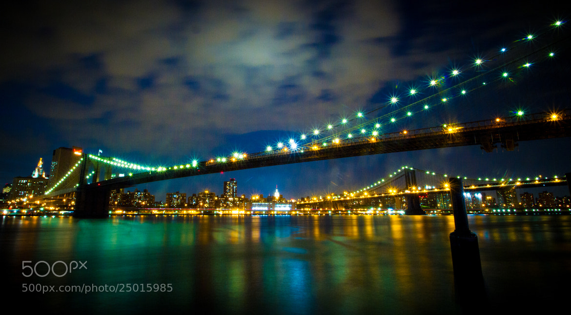 Photograph Brooklyn Bridge by Scott Turnmeyer on 500px