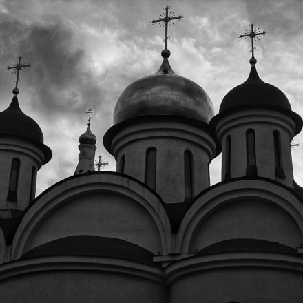 Orthodox church, Havana city, Sony DSC-H7