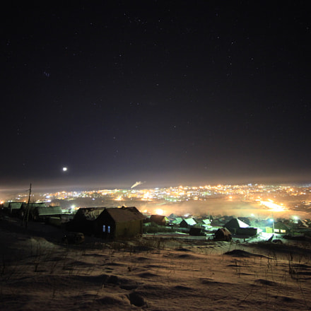 Nightly Kusa, Canon EOS 5D MARK II, Sigma 15-30mm f/3.5-4.5 EX DG Aspherical