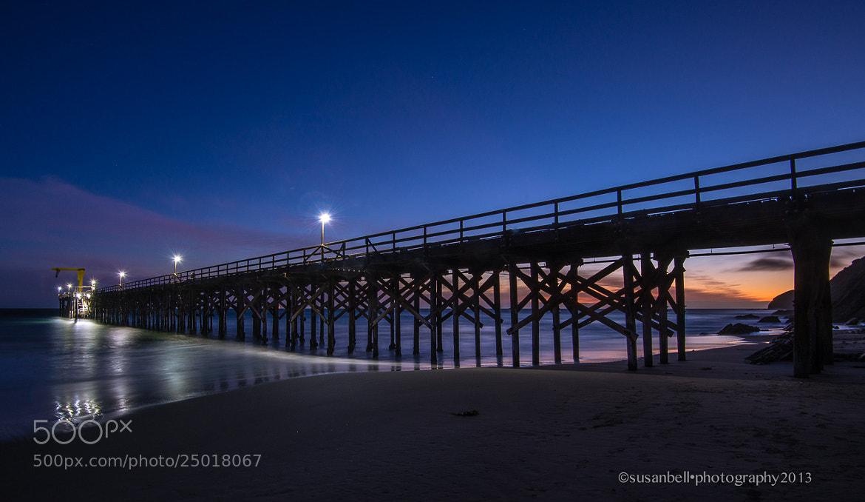 Photograph Gaviota Pier by Susan Bell  on 500px