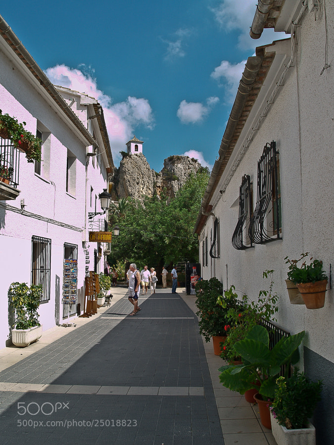 Photograph Calles de Guadalest 1.... by José Covas on 500px