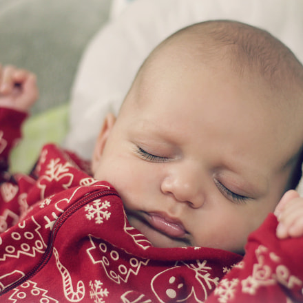 Baby boy, Canon EOS REBEL T3, Canon EF 50mm f/1.8 II