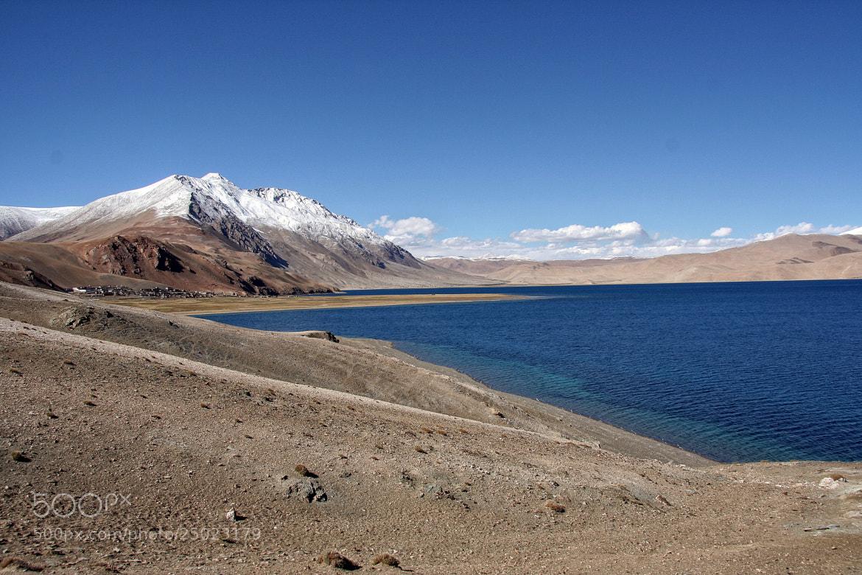 Photograph Karzok,Himalayan range by anna carter on 500px