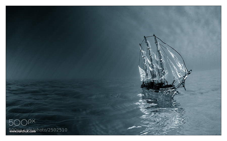 Photograph Dream-boat by Andrey Narchuk on 500px
